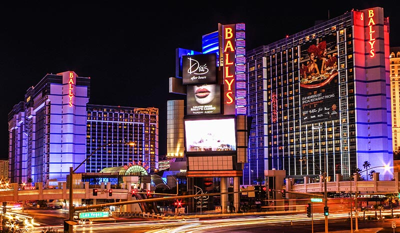 Ballys Casino in Las Vegas